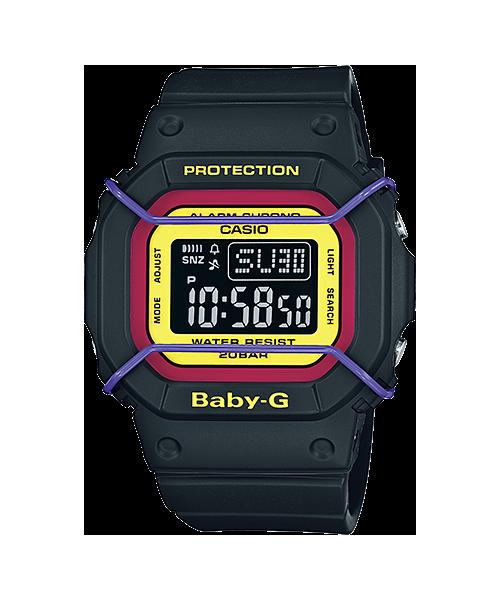 casio baby g BGD 501 1BDR 1