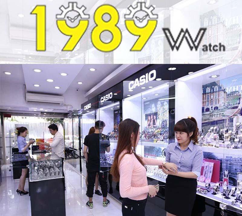 Mua dây đồng hồ tại shop được kiểm tra hàng