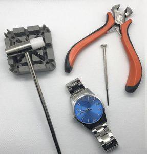 Bộ sản phẩm chuyên dụng cắt dây đồng hồ kim loại