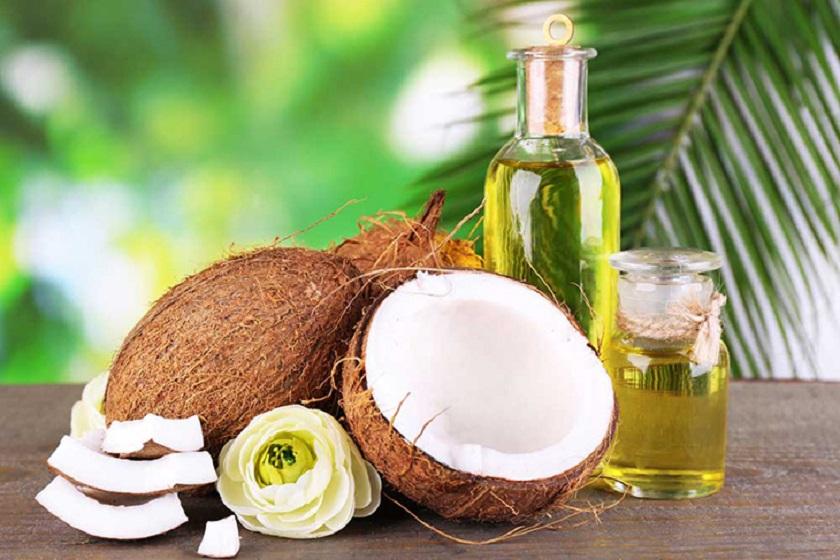 Sử dụng dầu dừa để làm mềm và sạch dây da đồng hồ
