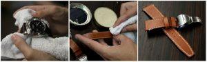 Xi đánh giày có tác dụng làm mềm và sáng da