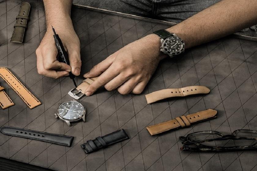 Cách làm dây đồng hồ đeo tay