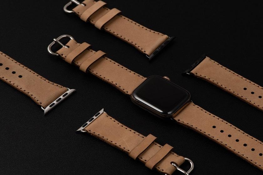 dây đồng hồ da các loại